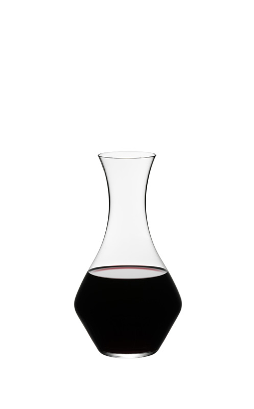 Decanter mit Cabernet